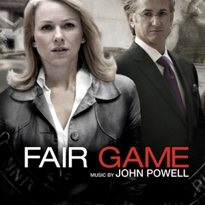 Fair Game (Soundtrack) album cover