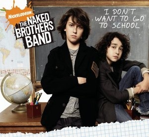 I Don't Want To Go To School album cover