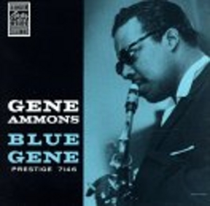 Blue Gene album cover