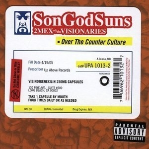 Over The Counter Culture album cover