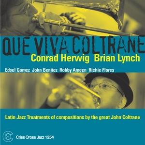 Que Viva Coltrane album cover