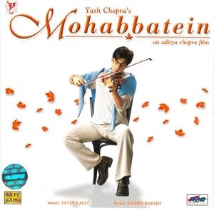 Mohabbatein album cover