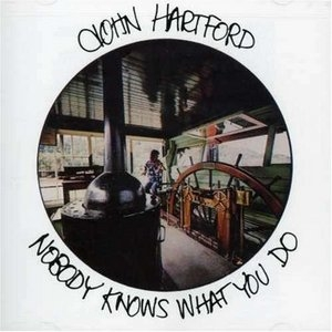 Nobody Knows What You Do album cover