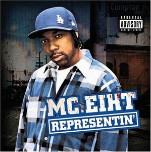 Representin' album cover