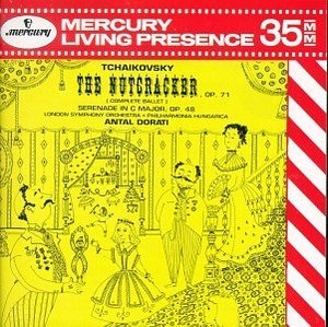 Tchaikovsky: The Nutcracker album cover