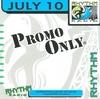 Promo Only: Rhythm Radio July '10 album cover
