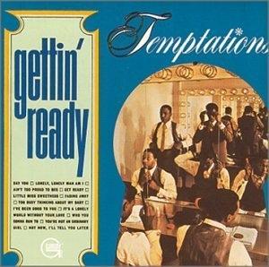 Gettin' Ready album cover