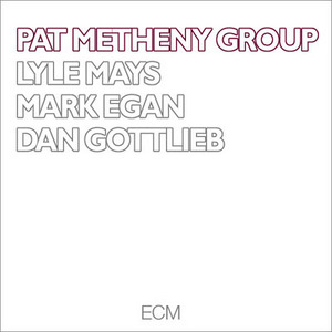 Pat Metheny Group album cover