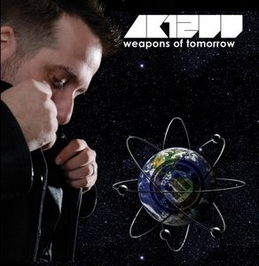 Weapons Of Tomorrow album cover