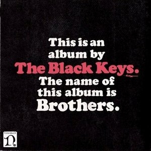 Brothers album cover