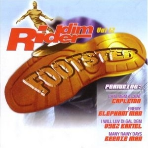 Riddim Rider, Vol. 12: Footstep album cover