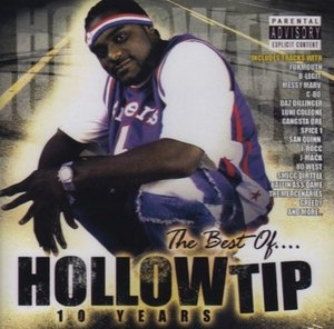 The Best Of Hollow Tip: 10 Years album cover