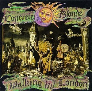 Walking In London album cover