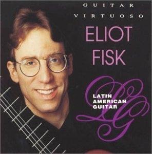 Latin American Guitar album cover