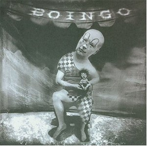 Boingo album cover