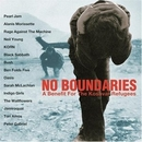 No Boundaries: A Benefit ... album cover