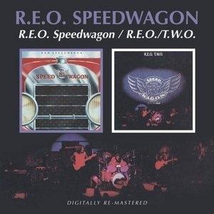 R.E.O. Speedwagon~ R.E.O.~ T.W.O. album cover