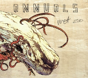 Wet Zoo EP album cover