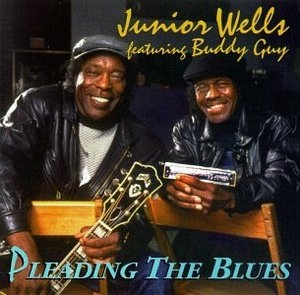 Pleading The Blues album cover