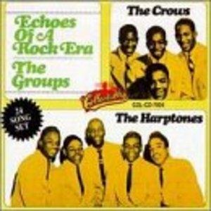 The Crows Meet The Harptones album cover