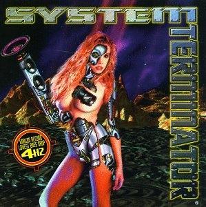 System Terminator album cover