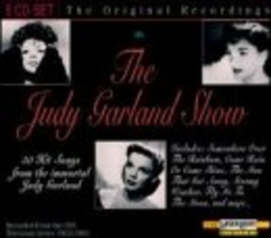 The Judy Garland Show album cover