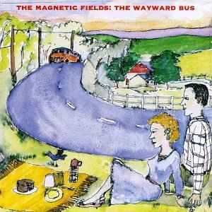 The Wayward Bus~ Distant Plastic Trees album cover