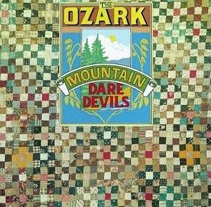 The Ozark Mountain Daredevils album cover