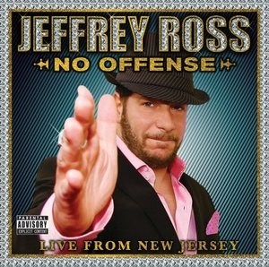 No Offense: Live In New Jersey album cover