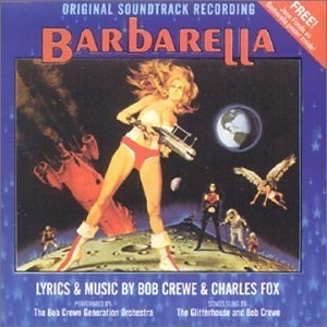Barbarella: Original Soundtrack Recording album cover