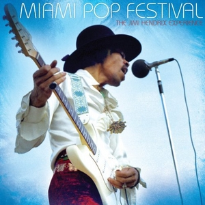 Miami Pop Festival album cover