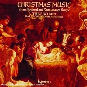 Christmas Music From Medieval And Renaissance Europe album cover