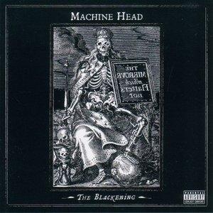 The Blackening album cover
