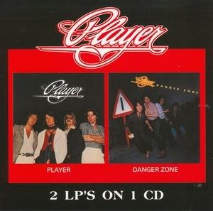 Player-Danger Zone album cover