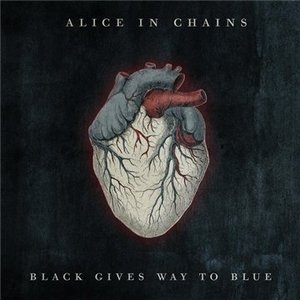 Black Gives Way To Blue album cover
