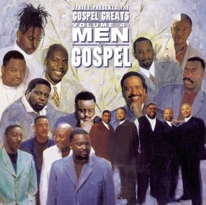 Verity Presents The Gospel Greats Vol.4-Men Of Gospel album cover