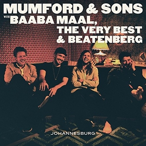 Johannesburg (EP) album cover