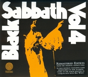 Black Sabbath, Vol. 4 (Remastered) album cover
