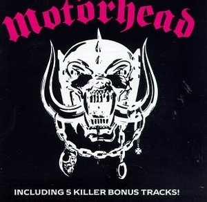Motörhead (Exp) album cover
