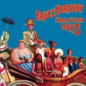 Halcyon Days album cover