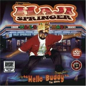 Hello Buddy album cover