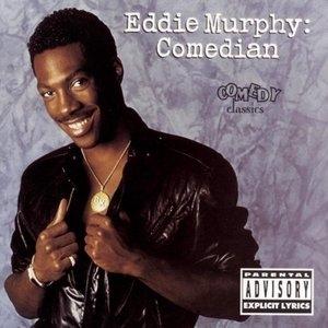 Comedian album cover