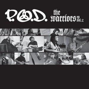 The Warriors EP Vol.2 album cover