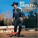 Bo Diddley Is A Gunslinge... album cover