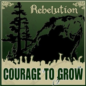 Courage To Grow album cover