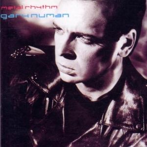 Metal Rhythm album cover