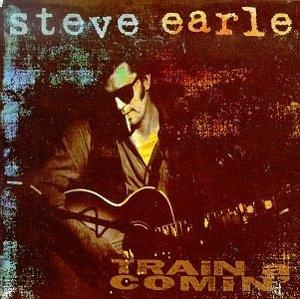 Train A Comin' album cover