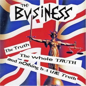 The Truth The Whole Truth And Nothing But The Truth album cover