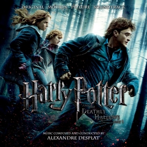 Harry Potter & Deathly Hallows Pt.1 album cover