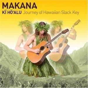 Ki Ho'alu: Journey Of Hawaiian Slack Key Guitar album cover